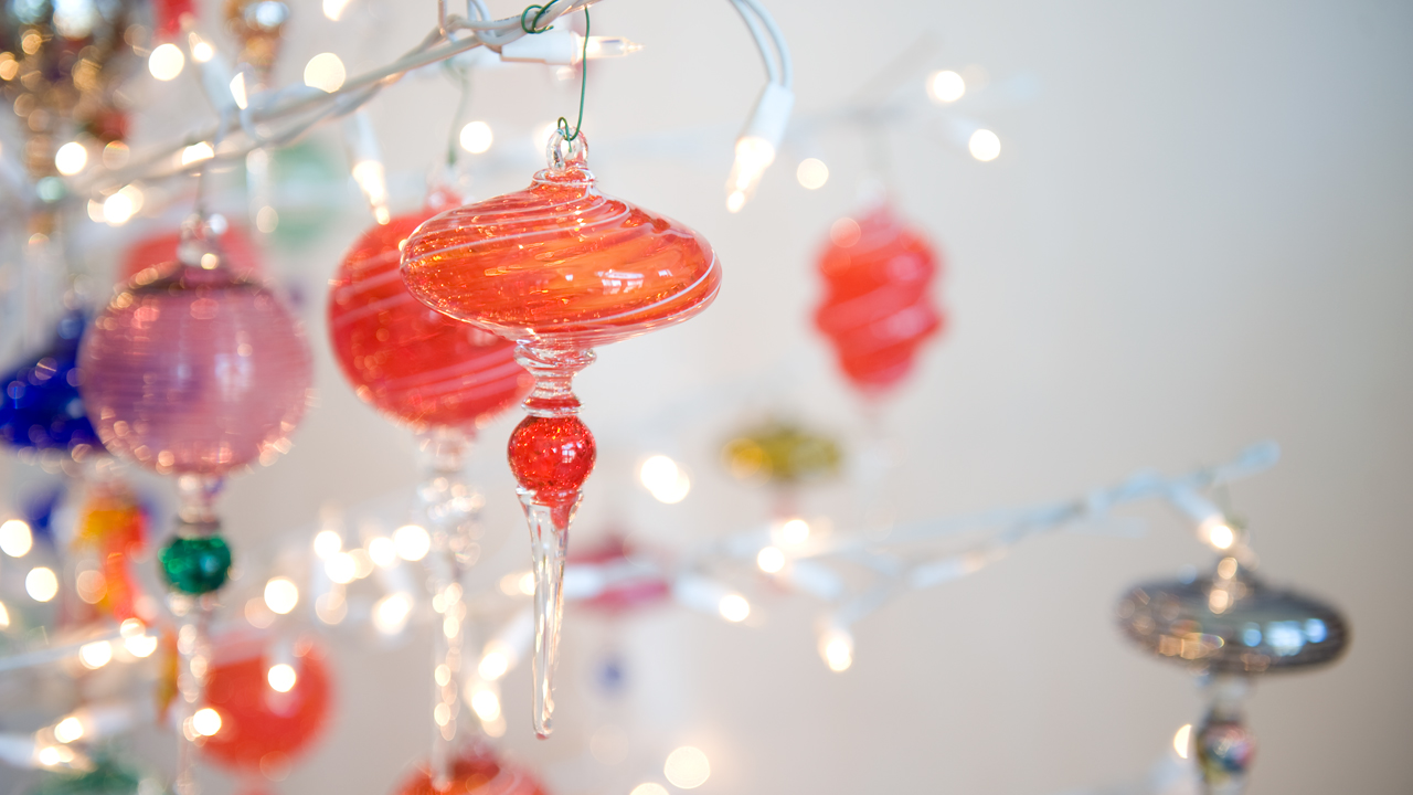 glass christmas ornaments - Glass Christmas Decorations