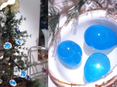 glass-bird-nest-ornaments